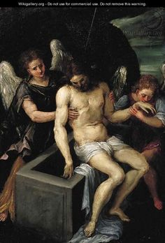 The Entombment - Pietro Faccini