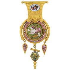 Important Jewelry - Sale 15JL02 - Lot 203 - Doyle New York