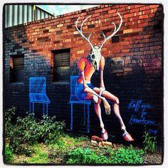Kaff Eine,  Brunswick East, Melbourne....