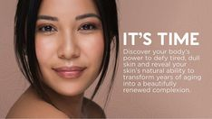 It's time for a healthier, younger-looking skin. #USANA #Celavive #SkinCare