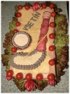 Slaný dort-čtverce-obdelníky 015