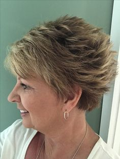 Finally found a pixie cut I LOVE! Short Spiky Hairstyles, Short Hairstyles For Women, Short Straight Hair, Short Hair Cuts For Women, Pixie Haircut, Fine Hair, Hair Dos, Hair Hacks, Curly Hair Styles