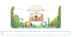 Leonardo Torres Quevedo, en el doodle que elabora Google hoy 28/122012