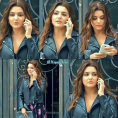 ♥AFSHA✔ Cute Love Couple, Beautiful Couple, Most Beautiful Women, Beautiful Celebrities, Beautiful Actresses, Hayat And Murat, Hande Ercel, Cute Girl Face, Woman Crush