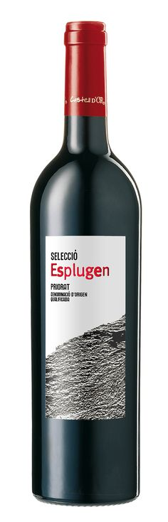 SELECCIÓ ESPLUGEN  DO. Priorat  wine of Spain / vino de España