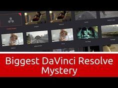 Biggest DaVinci Resolve Mystery - Databases Demystified - YouTube