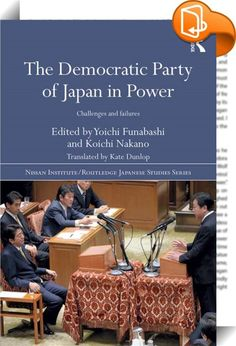 The Democratic Party of Japan in Power    ::  <P>When the Democratic Party of Japan (DPJ) came to power in September 2009, Japanese citizens expected the imminent arrival of a new political era, characterized by a two-party system. However, in addition to the triple disasters of March 2011, the DPJ faced numerous difficulties arising from its controversial policies and massive party defections following the government's consumption tax hike legislation. The DPJ fell from power followin...