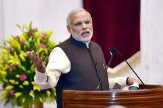 Narendra Modi 's Action plan