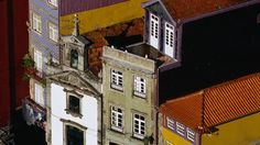 Porto, Portugal - Haven't been there in 20 years. Maybe this time I'll go with a suitcase instead of a backpack. :)