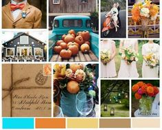 fall vintage colors