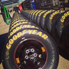 goodyear tires await
