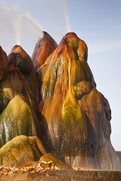 size: Photographic Print: Fly Geyser, Black Rock Desert Poster by Cathy & Gordon Illg : Black Rock Desert, The Fool, Find Art, Framed Artwork, Deserts, Around The Worlds, Nevada, Poster, Photography