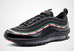 #sneakers #news The Undefeated x Nike Air Max 97 Collaboration Releases In Europe This Friday