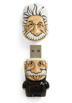 E = mc Saved USB Flash Drive   Mod Retro Vintage Electronics   ModCloth.com