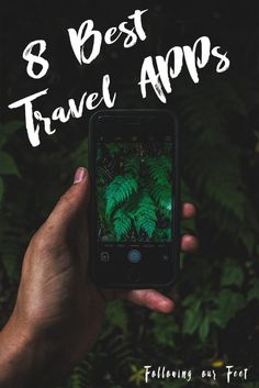 8 Best Travel Apps