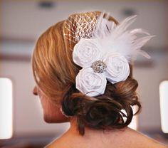 Beautiful Bridal Wedding Hair Clip