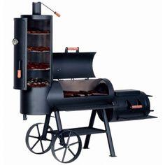 Joes Barbecue Smoker Chuckwagon