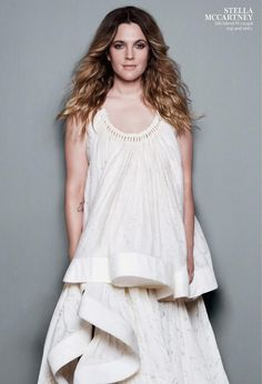 Everyone Says I Love Drew: Drew Barrymore for InStyle November 2015