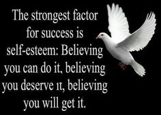 Self esteem, knowing is one thing, believing is an entirely different matter