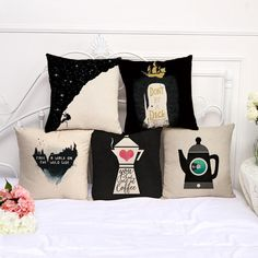 2017 New Hot Cute Cartoon Creative Matching Color Pattern Decorative Cotton Linen Pillow Cushion For Home Chair. Yesterday's price: US $4.99 (4.08 EUR). Today's price: US $3.99 (3.26 EUR). Discount: 20%.