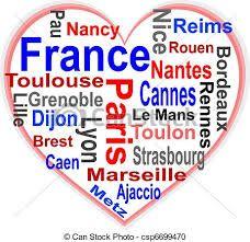 Vill bila genom Frankrike. Cannes, Marseille, Paris, Antibes.. Vill stanna på några vingårdar. Dricka vin, äta ost och äta la-baguette.