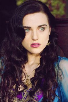 I was thinking she should be Nienor, but maybe she would work as Luthien? I'm not quite sold on that.