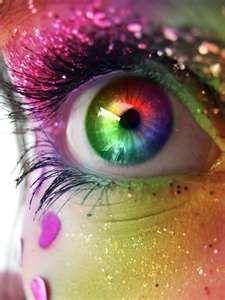 very fairy eye