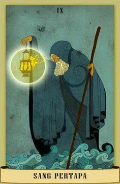 the hermit tarot - Google Search