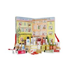 L'Occitane Christmas Beauty Advent Calender, $70