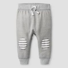 Baby Boys' Speckle Jogger - Baby Cat & Jack™ Grey : Target