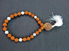 Good Luck and Balance the Emotions - Rudraksh Moonstone Hand Mala Bracelet with 27+1 Bead by Mogul Interior, http://www.amazon.com/gp/product/B003FM94WK/ref=cm_sw_r_pi_alp_N-TEqb0R7H5T5