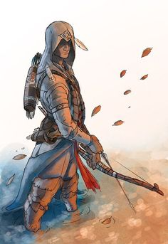 Connor Kenway. Assassin's Creed III