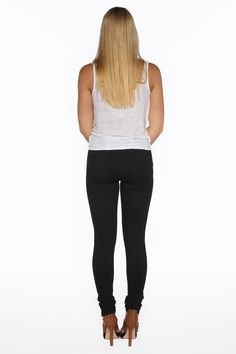 New for our Fall 2014 Collection is our Women's washed black skinny jeans. See the whole collection now at www.marcnelsondenim.com
