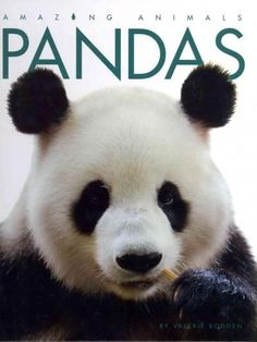 A basic exploration of the appearance, behavior, and habitat of pandas, some of Earth's smallest bears. Also included is a story from folklore explaining why pandas have black-and-white fur--Provided