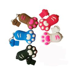 INFMETRY:: Kitty Claw Style Flash Drive - USB Flash Drives - Electronics