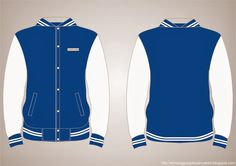 Desain Jaket Olahraga terbaru