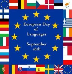 European Day of Languages (EDL). Learn more >>  http://edl.ecml.at/