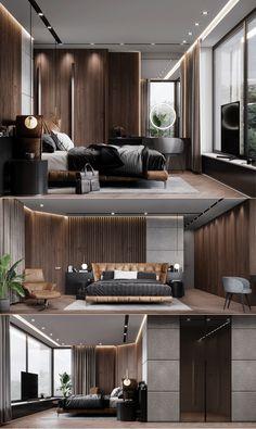 modern house design interior Highlights project e-house design interior on Behance Modern Luxury Bedroom, Luxury Bedroom Design, Home Room Design, Master Bedroom Design, Luxurious Bedrooms, Luxury Interior, Bedroom Designs, Luxury Bedrooms, Apartment Interior