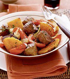 Moroccan Lamb Dinner Recipe