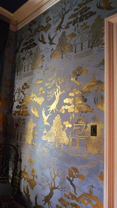 1000 images about chinoiserie on pinterest tea caddy for Austin mural wall