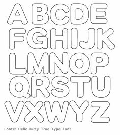 Inch Letters Printable  Responses To Small Printable Pdf