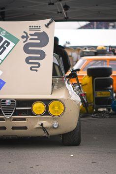 future classic cars alfa romeo - My old classic car collection Alfa Romeo Junior, Alfa Romeo Gta, Sports Car Racing, Sport Cars, Race Cars, Road Racing, Fiat 500, Alfa Gtv, Alfa Romeo Giulia