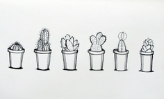 @Mimi Michel Sorry about the tasteful noodz. Cactus doodles.