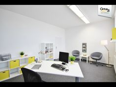 Vzorová kancelář
