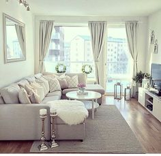 100+ BEST Decorating Small Apartment Ideas on Budget | Small ...