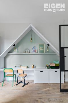 An industrial touch for the kitchen and living room of Boy and Mandy - Eigen Huis en Tuin - A house for the children is always nice A playhouse for the children is always nice - # Baby Bedroom, Kids Bedroom, Diy Bedroom Decor, Play Corner, Kids Corner, Easy Home Decor, Cheap Home Decor, Kids Room Design, Kid Beds