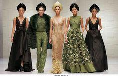 Imagen relacionada Bridesmaid Dresses, Wedding Dresses, Fashion, High Fashion, Bride Maid Dresses, Bride Gowns, Wedding Gowns, Moda, La Mode