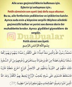 Eşler arası geçimsizlik huzursuzluk gideren dua... - İslami Paylaşımlar Sitesi... Religion, Allah Islam, Magic Book, Health, Marriage In Islam, Prayer, Allah