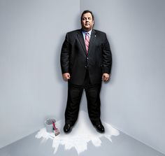 Mea Culpa? Fat Chance. Christie wrestles with the truth.