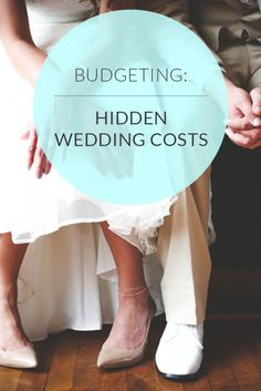 44 Hidden Wedding Costs You Need to Know